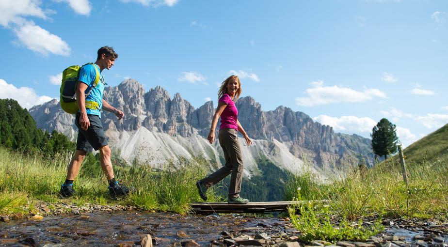 Vacanze sicure in montagna