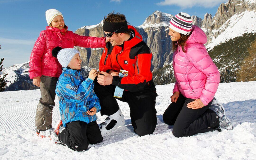 Scopri la montagna d'inverno!