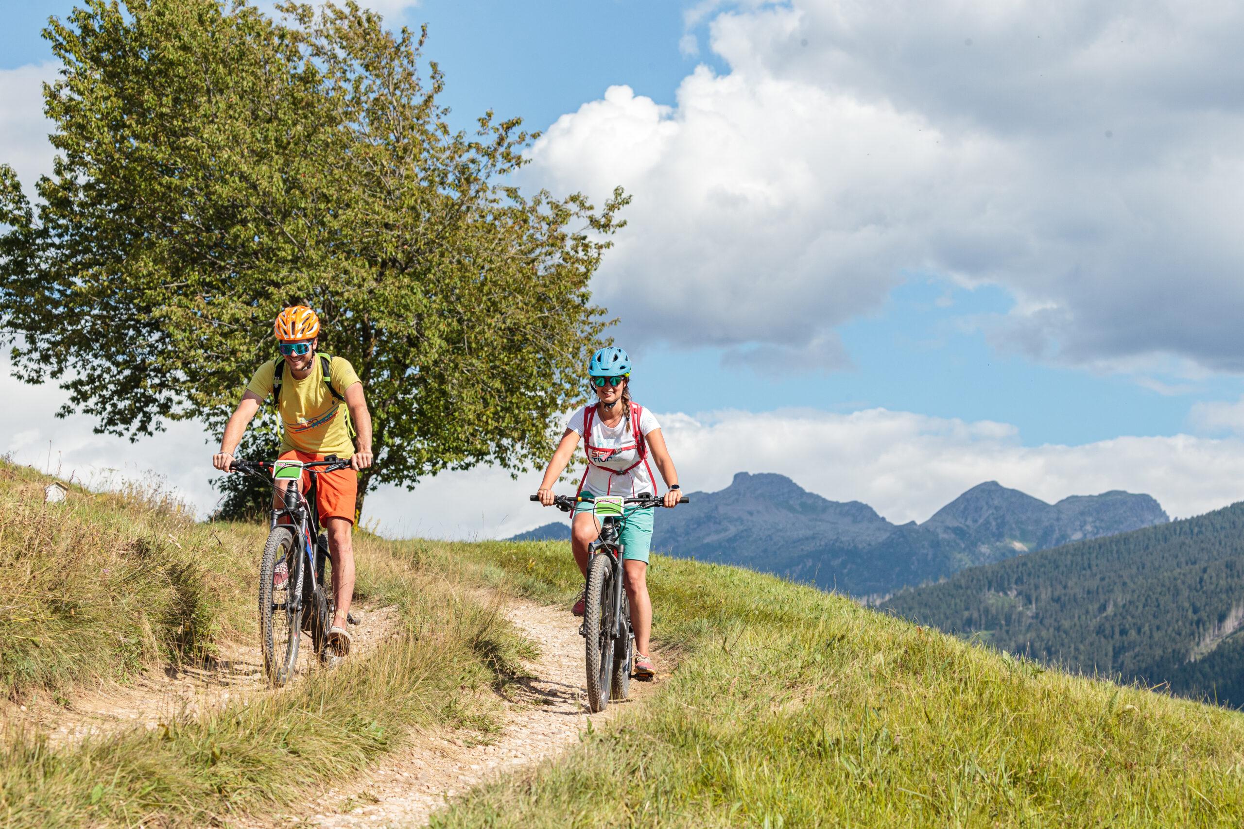 Bike in Val di Fiemme