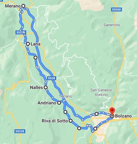 Val Venosta giorno 3